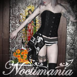 Noctimania gothic corsets