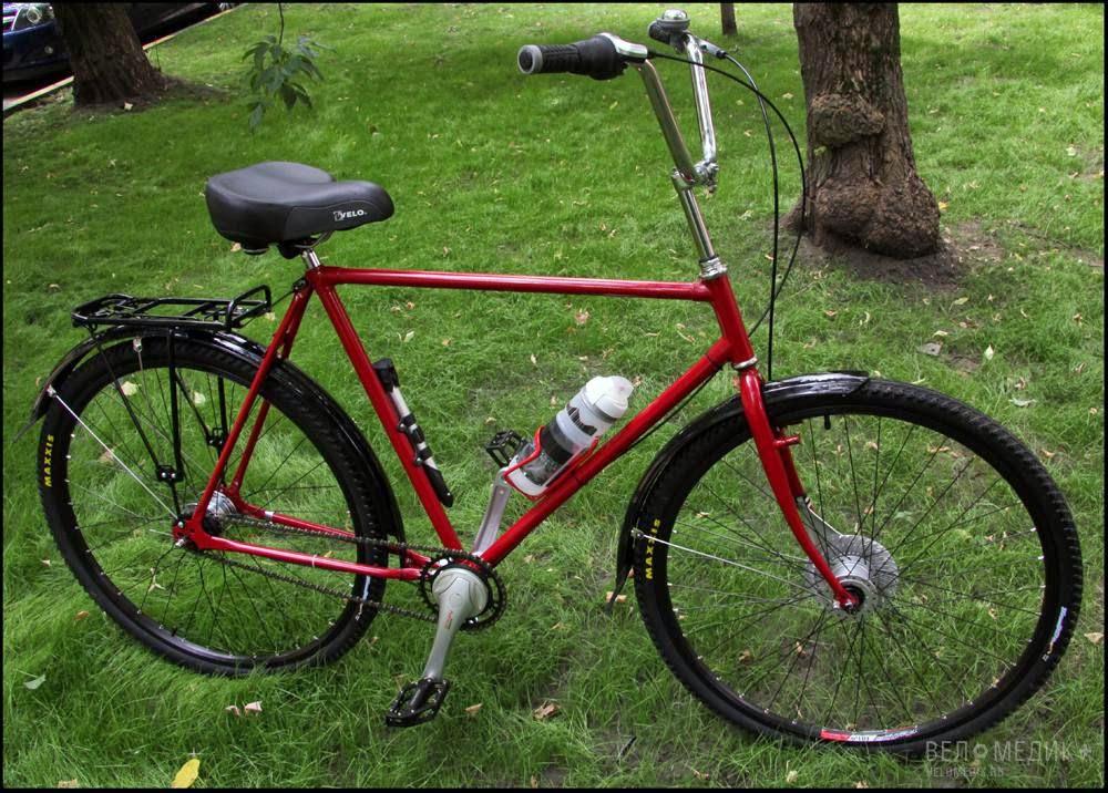 Как модернизировать велосипед своими руками 9