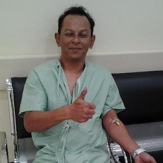 Kamal Affandi Sakit AVM, Bantuan Rakyat Malaysia Diperlukan