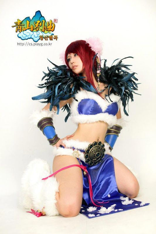 CosRain.Com TASHA&#65287;s COSPLAY - Online Game