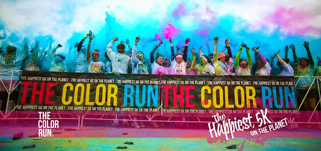 The Color Run. The happiest 5k on the Planet 01