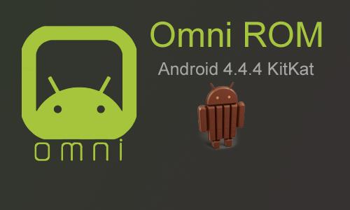 Omni ROM 4.4.4 KitKat