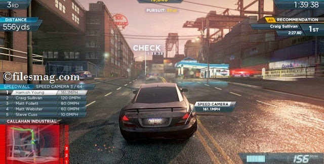 Need For Speed: Most Wanted 2 (2012) Full Game