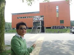 ไปเยี่ยมชมมหาวิทยาลัยชื่อดัง TU Delft ในเมือง Delft 27 July 2012