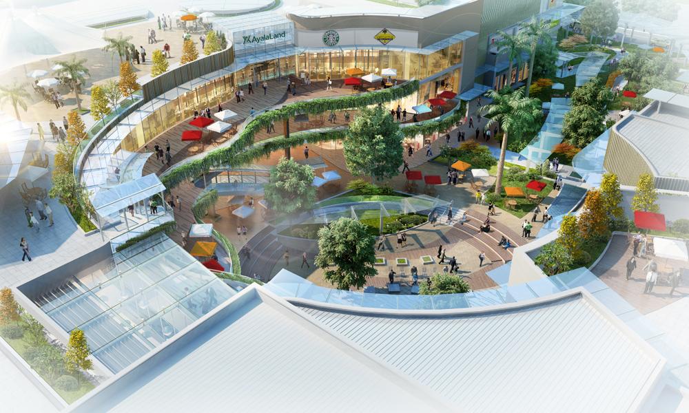 Manila real estate ayala land and rustan 39 s plan for Terrace 45 quezon city