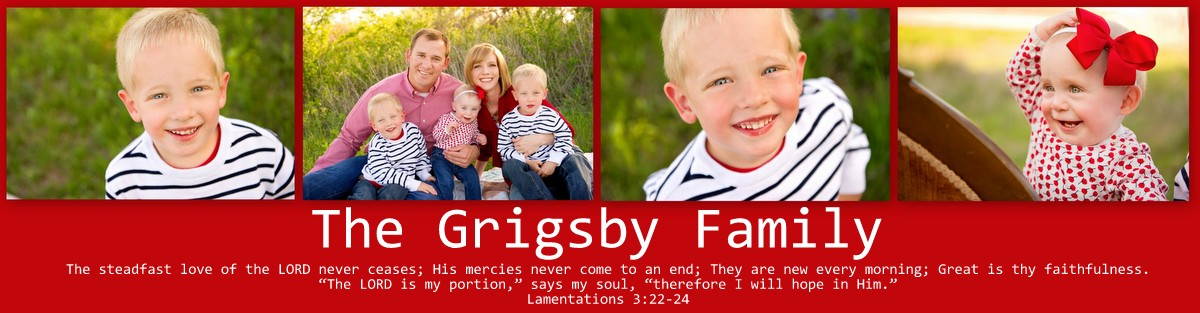 The Grigsby Family