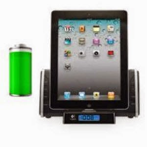 Amazon: Buy Logitech Bedside Dock for iPad EU at Rs.990