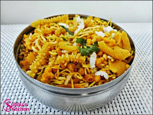 Mixture Recipe / Diwali Mixture Recipe / Chennai Mixture Recipe
