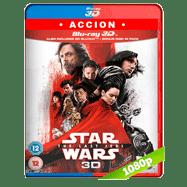 Star Wars: Los últimos Jedi (2017) 3D SBS 1080p Audio Dual Latino-Ingles