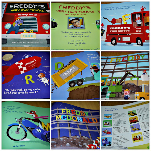 I See Me! personalised books