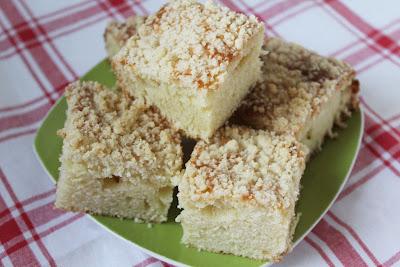 Ciasto z maślanką (Bajeczne smaki)