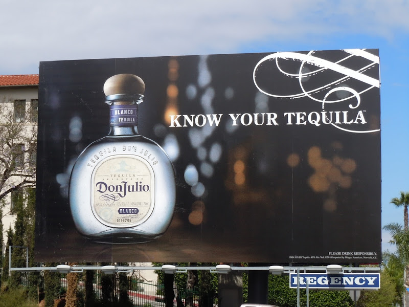Don Julio Tequila billboard