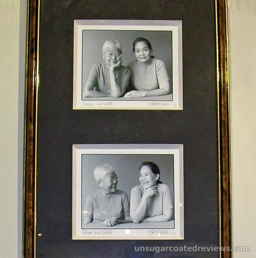 sisters Doreen Fernandez and Della Besa