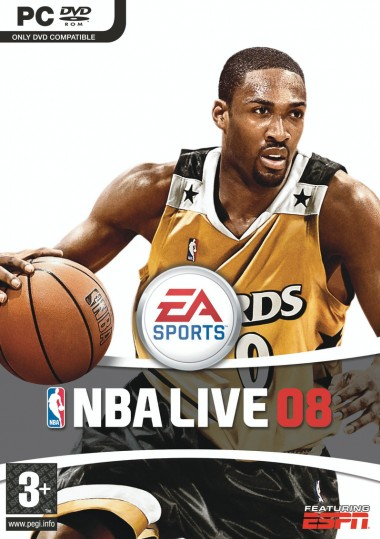 nba live 08 free download for pc full version