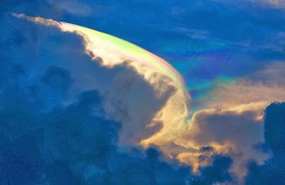 Fenômeno atmosférico raro é visto em Santa Catarina