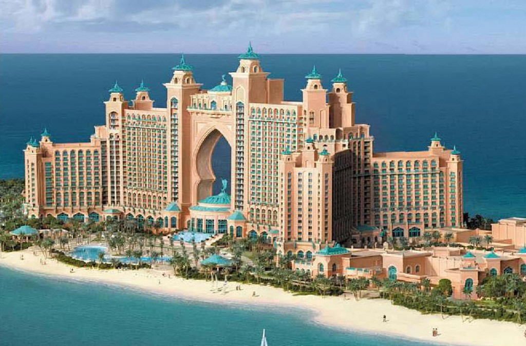 Dubai famous hotels dubai famous hotels the palm the for Dubai famous hotel