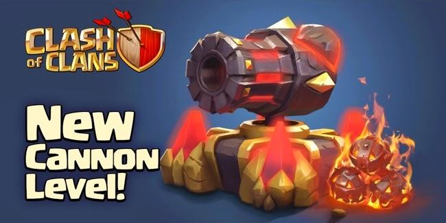 COC Cannon Level 13
