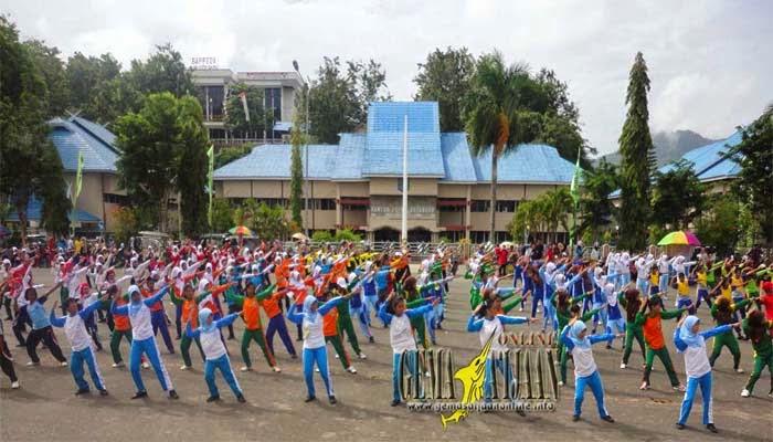 Pelajar Banjarmasin Ikut SABI di Kotabaru
