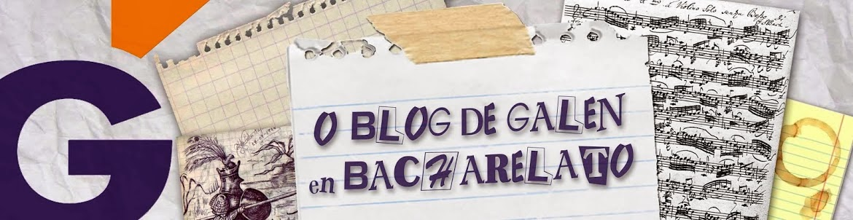 O blog de bacharelato