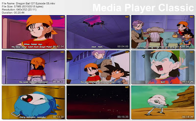 Download Film / Anime Dragon Ball GT Episode 05 Bahasa Indonesia