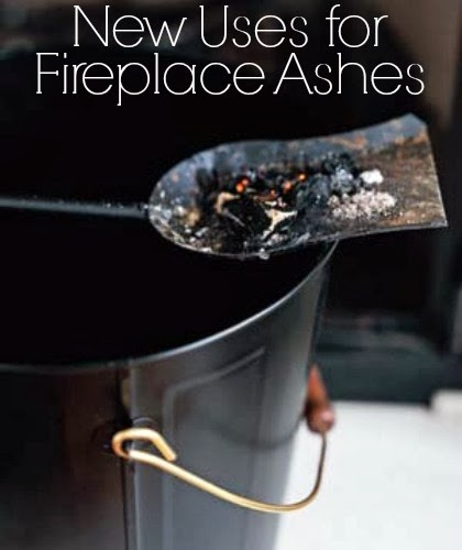 Six On Saturday New Uses For Fireplace Ashes Inspiration For Moms