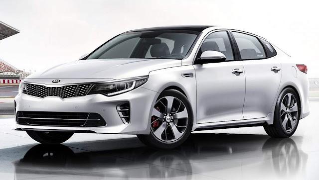 Novo Kia Optima 2016 GT