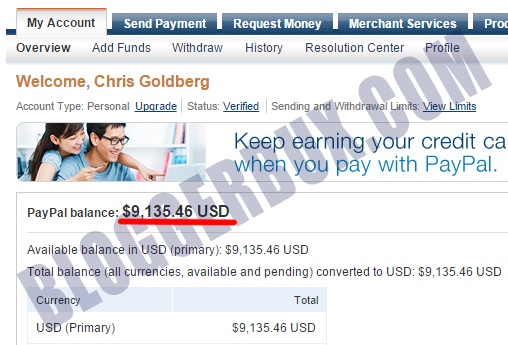how i made 900 USD in my paypal account in one month 2015