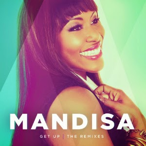 """Mandisa's """"Get Up: The Remixes"""" was released on September 16, 2014."""