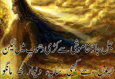 Read Great Urdu Poetry on love for all
