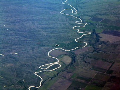 oxbow lake formation. Oxbow lakes formation