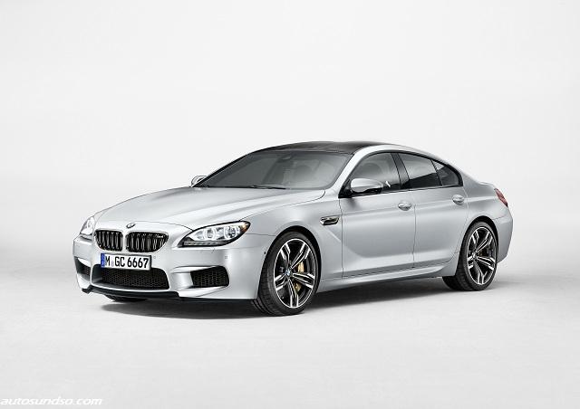 Auflistung der Serienausstattung des BMW M6 Gran Coupe - Basispreis ab 128.800 Euro - Autos und so - Auto News