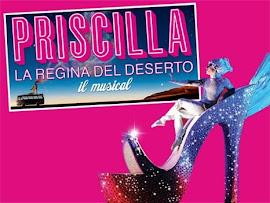 """""""PRISCILLA LA REGINA DEL DESERTO IL MUSICAL"""" regia di Matteo Gastaldo"""