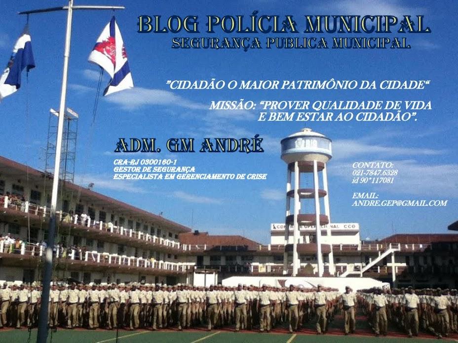 Polícia Municipal 24horas GM