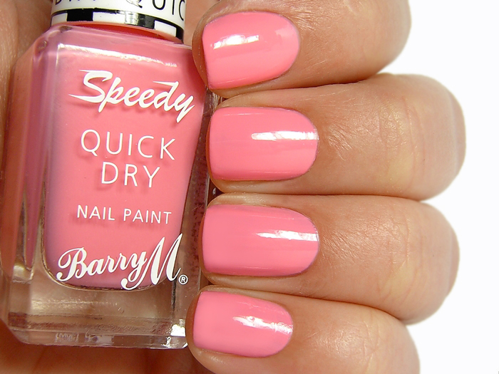 Barry M Speedy Nail Paint - In A Heartbeat