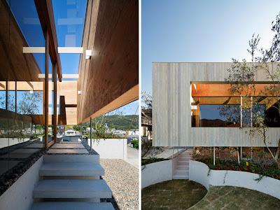 Rumah Gaya Jepang Yang Atraktif 6