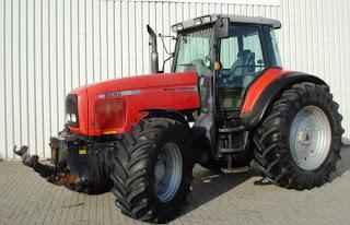 Tractor Massey Ferguson 8240 1 751410 Tractoare Massey Ferguson 8240 Second Hand de vanzare An 2002