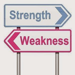 Essay strengths weaknesses writer