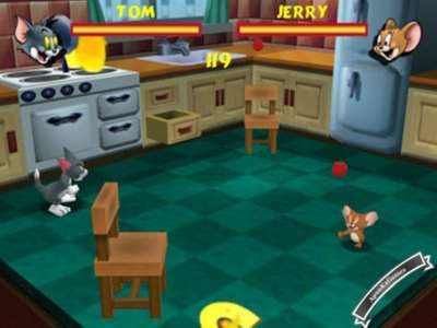 Tom and Jerry in Fists of Furry Screenshots