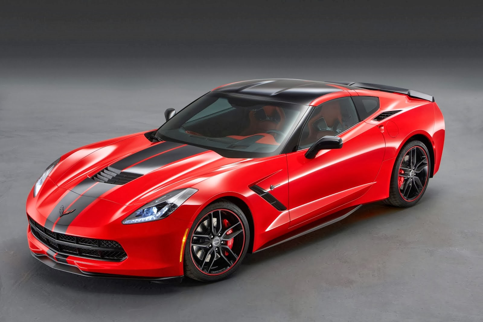 Chevrolet Corvette Stingray Concepts Debut at SEMA 2013