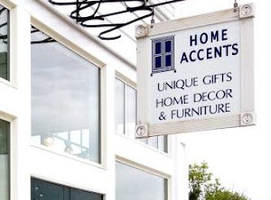 Shop with us at Home Accents!