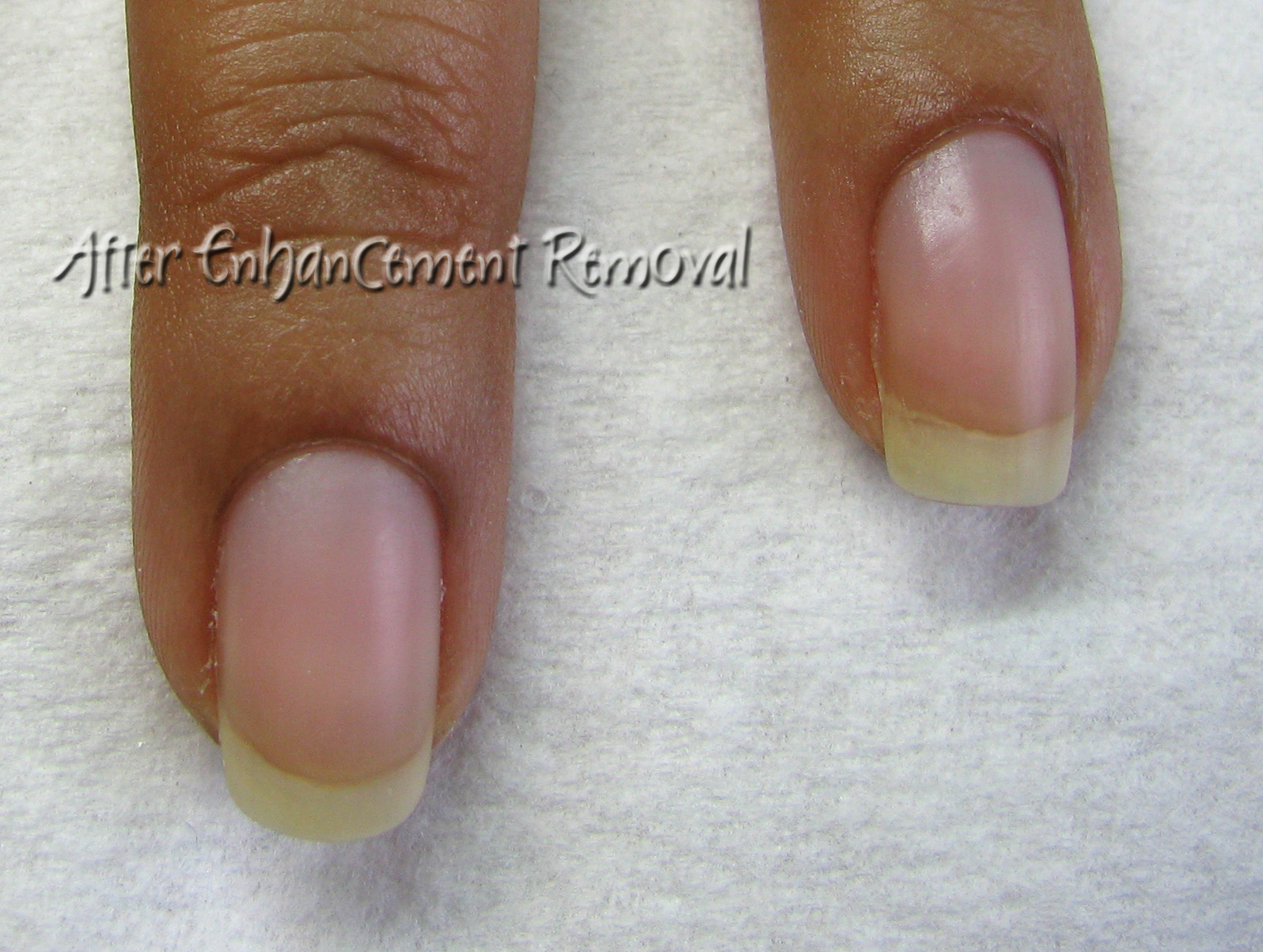 how to take shellac off at home