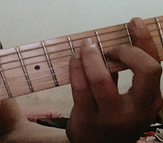 Kunci gantung - Movable Chords