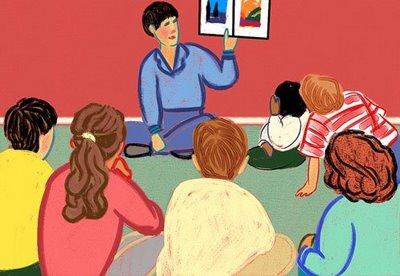 Mengasah Potensi Anak Dengan Dongeng