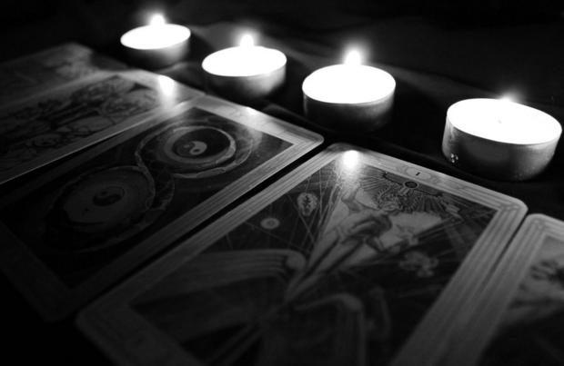 कार्ड रीडिंग में छड़ी का कार्य