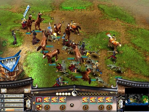 Battle Realms скачать торрент - фото 9