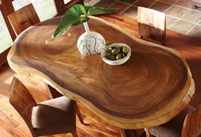 meja furniture Kayu