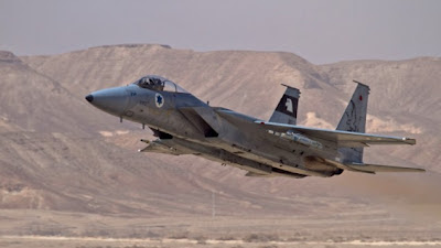 la proxima guerra azerbaijan avion combate espacio aereo iran