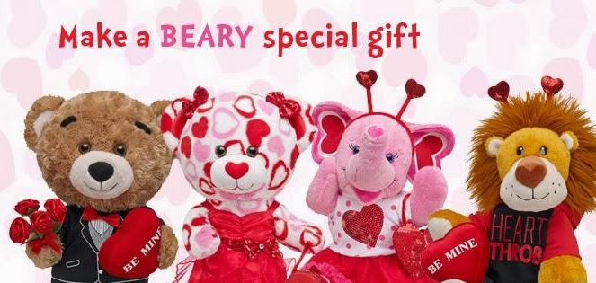 Enter the Build-A-Bear Workshop Giveaway. Ends 2/2/14.