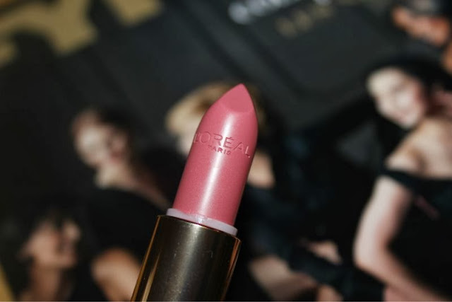 L'Oreal's Collection Prive Color Riche Lipsticks