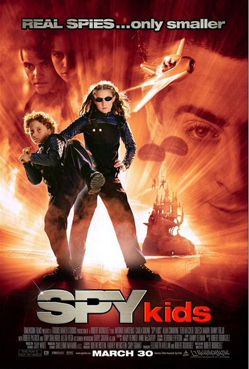Spy kids (Mini espías) (2001) Online